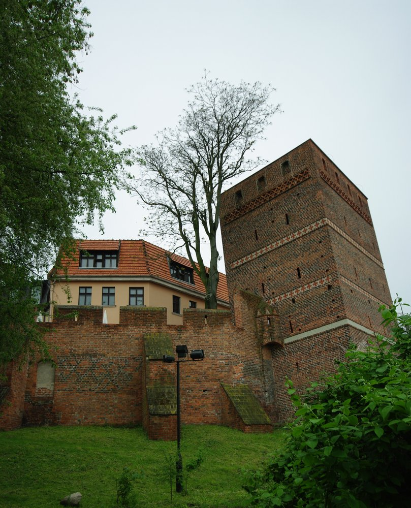 Leaning Tower of Torun