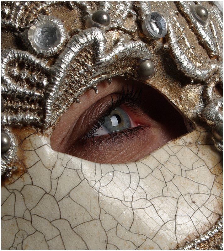 The Eye Within The Mask