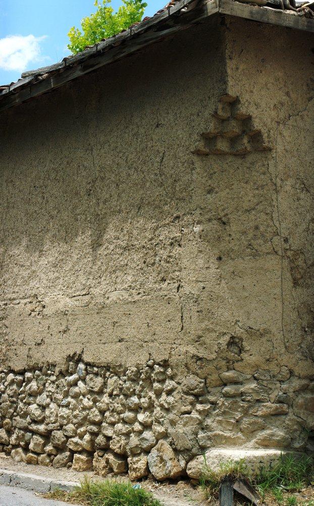 Corner of the Garden Wall
