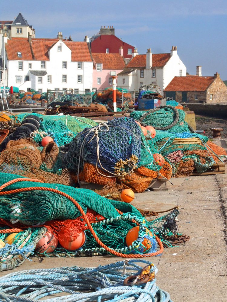 Pittenweem Harbour