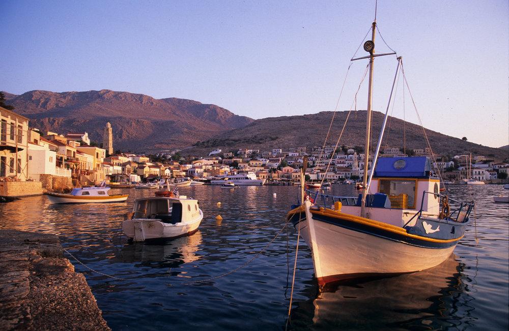 Halki dawn