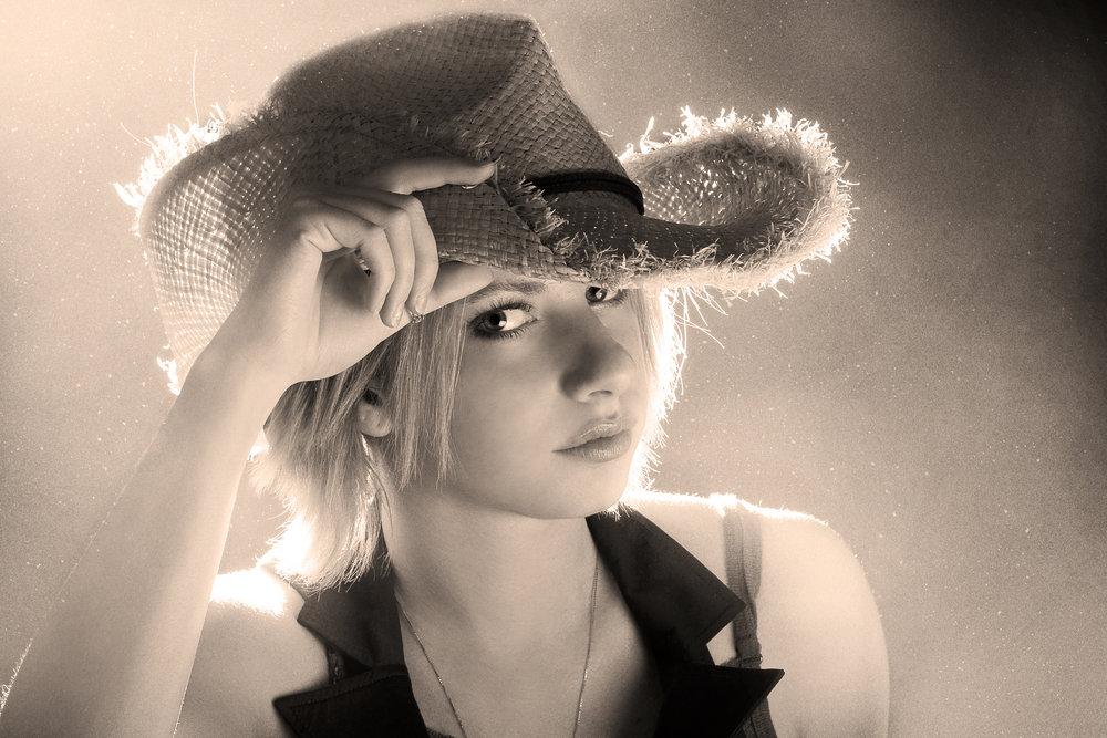 Howdy, lil' Lady