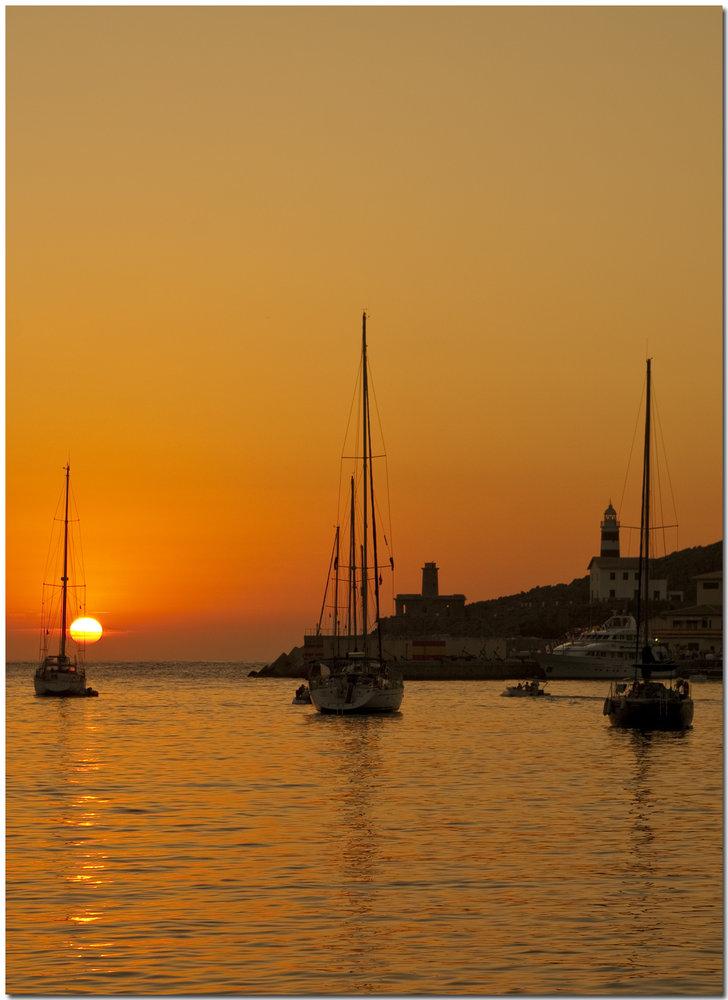 Port Soller Sunset