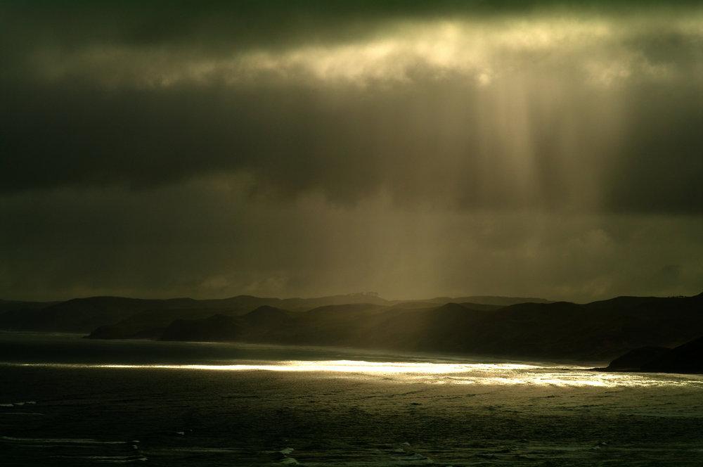 Raglan storm