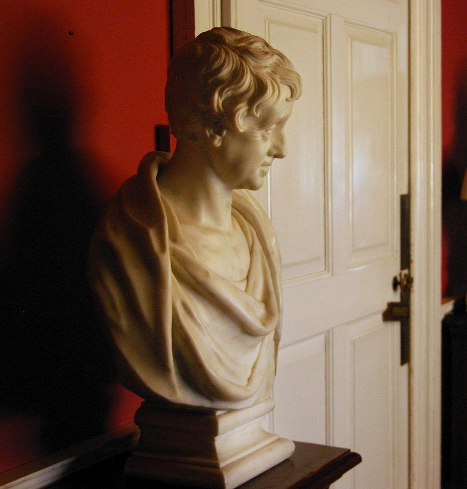 Regency Statue