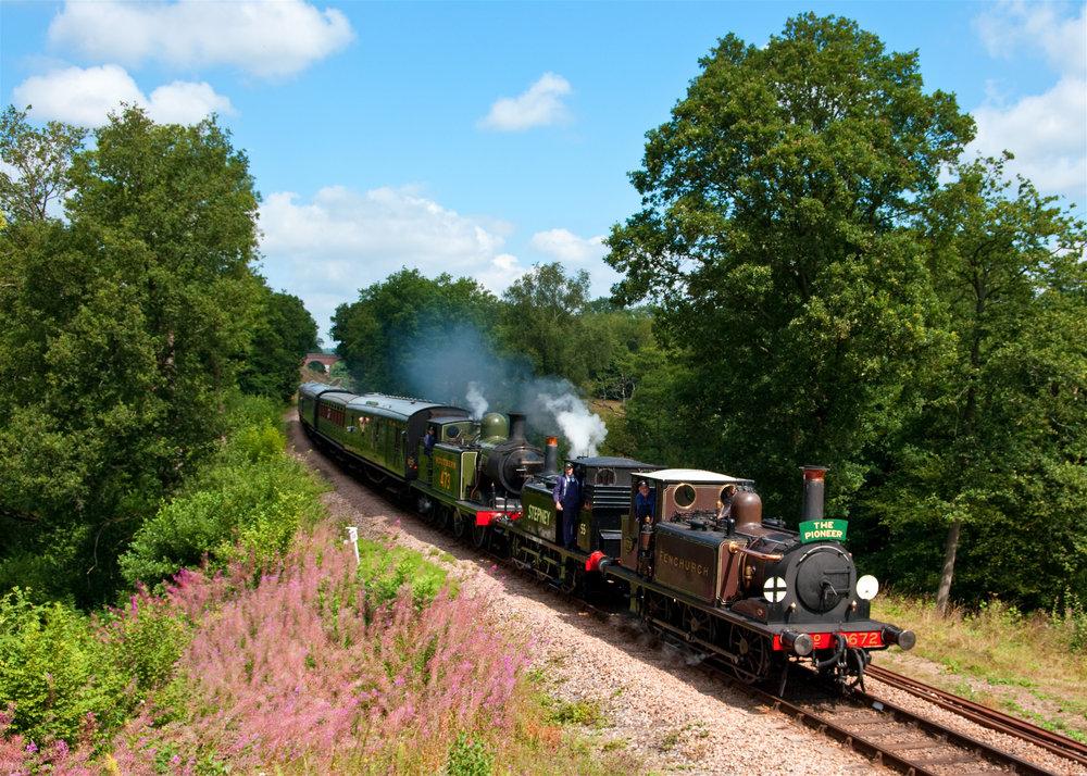 Bluebell Railway 50th Anniversary Gala