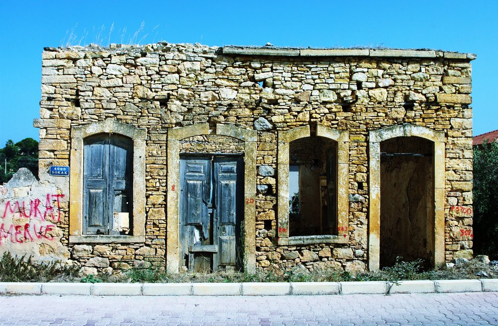 Old House in Dalyan
