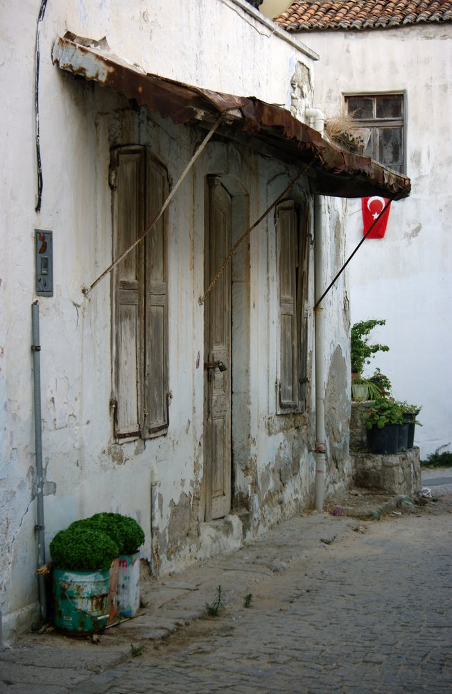 Old Shop in Alaçatı