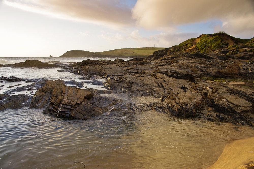 Constantine Beach, Cornwall