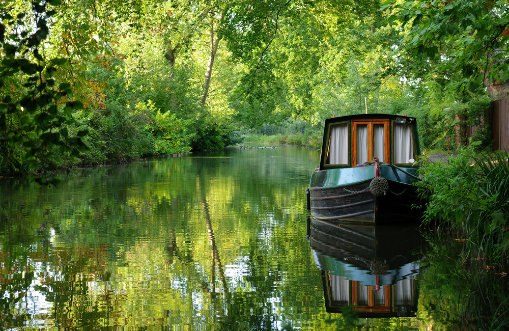 Moored Up