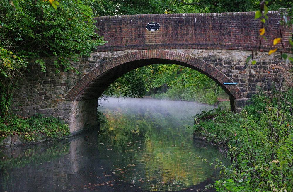 Mytchett Place Bridge