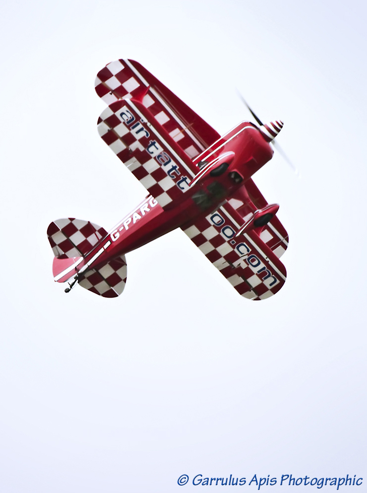 Not the Red Baron...