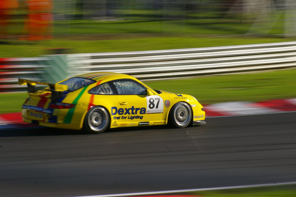 Porsche Carerra Cup