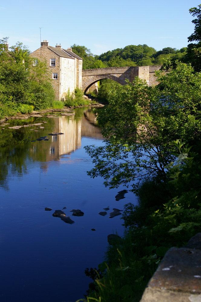 River at Barnard castle