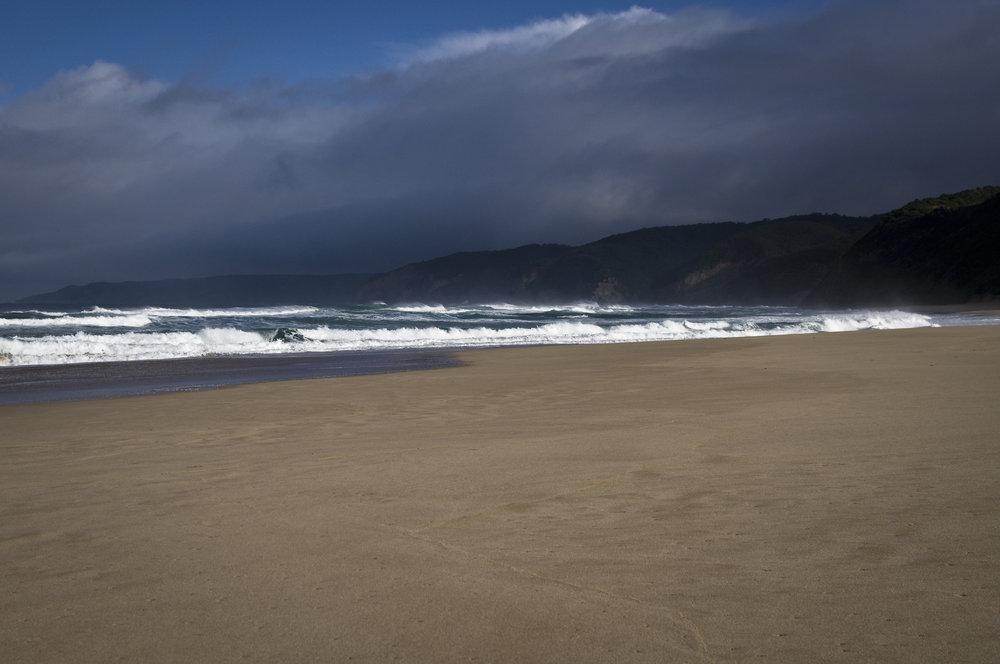 Sea Spray, Fresh Air & Open Space