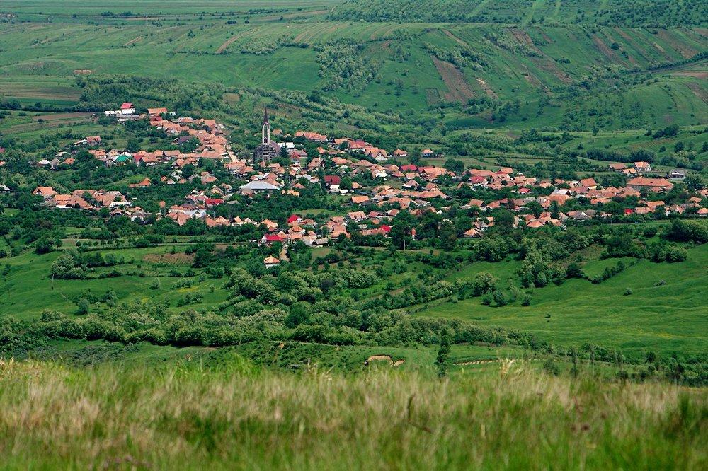 Compact village