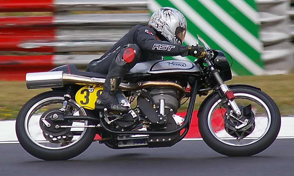Another cassic Manx