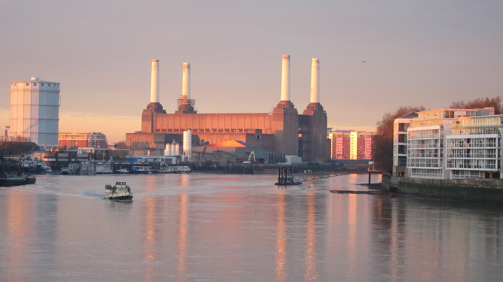 Battersea Dawn