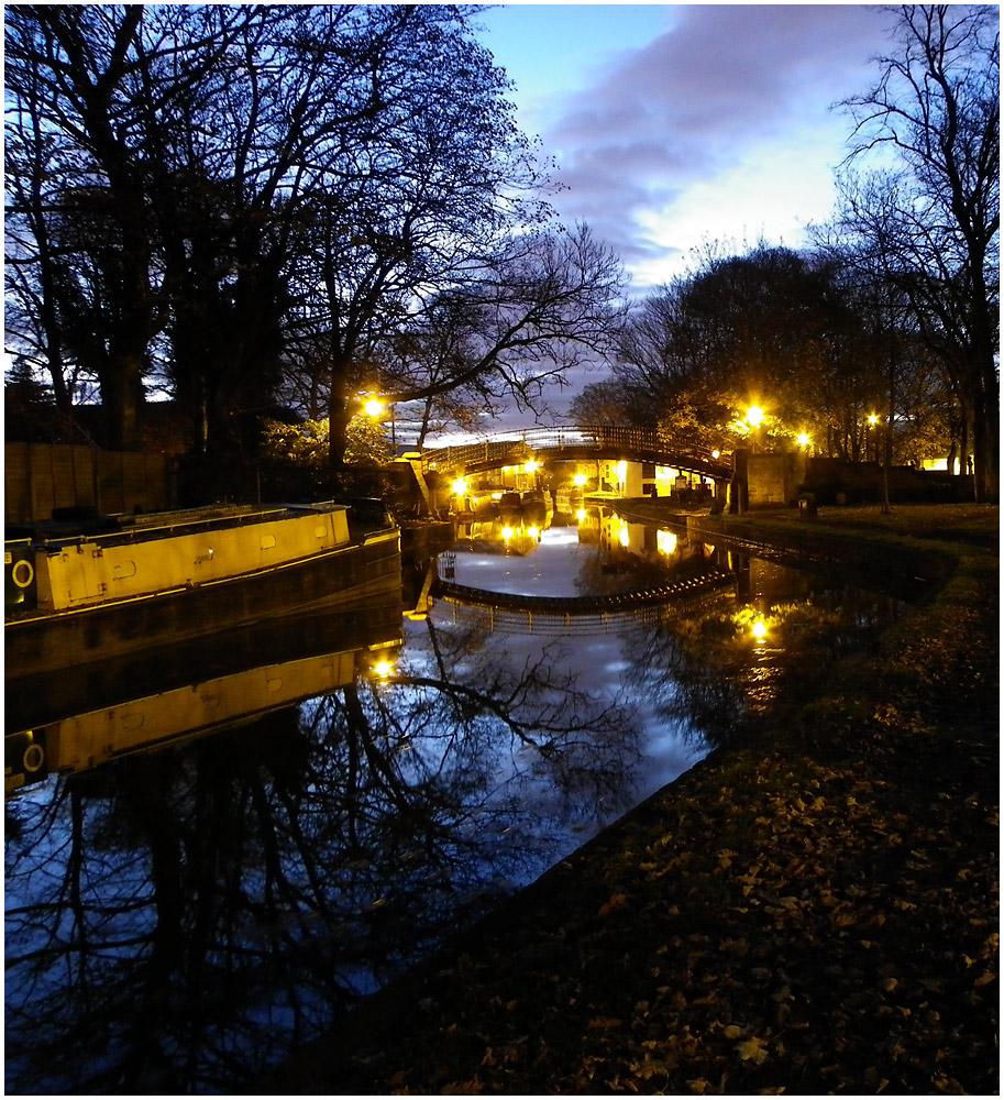Bridgewater Canal, Worsley