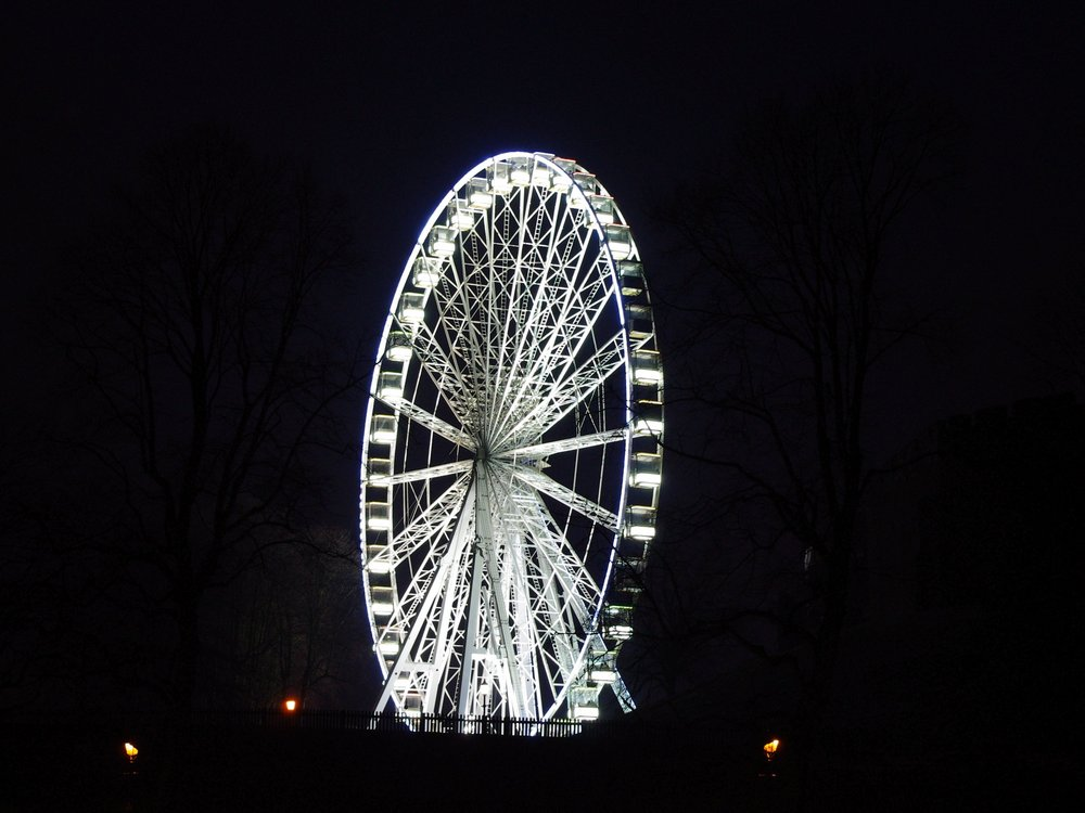 Big Wheel in Chester