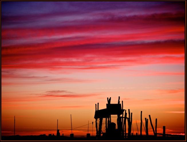 Carnoustie Skyline
