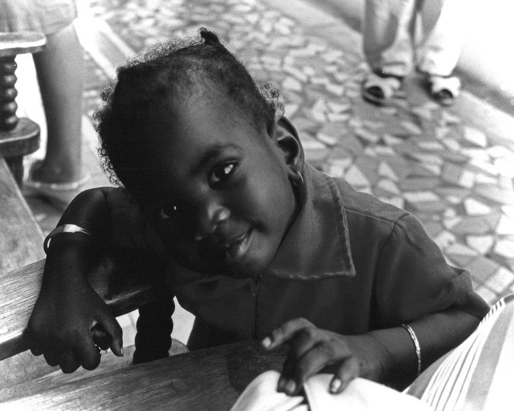 Child of Senegal