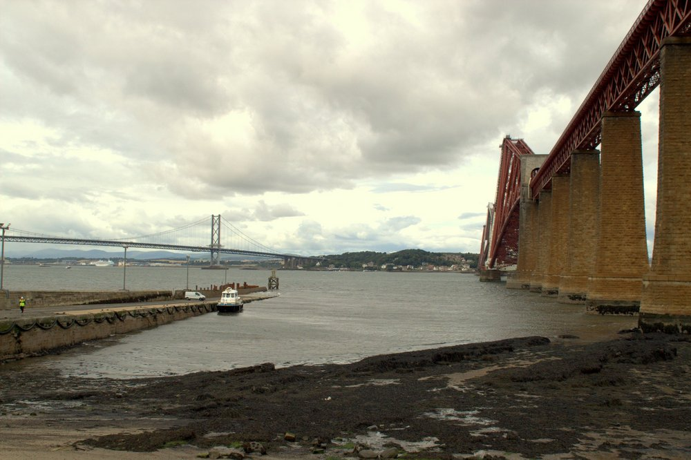 Three Ways to Cross the Firth of Forth