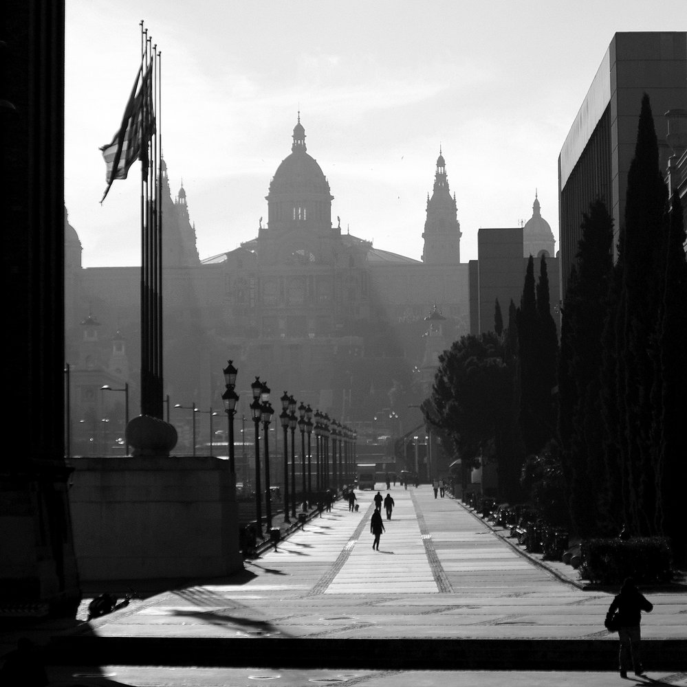 Cityscape: Barcelona