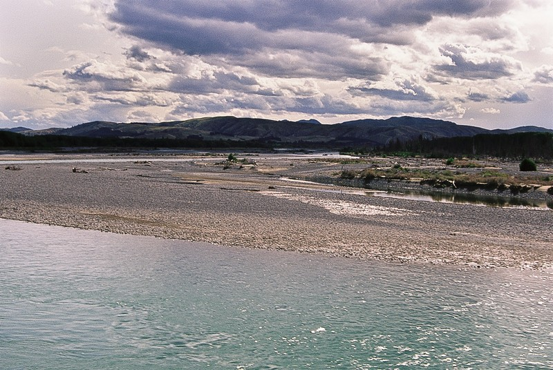Huruni River, South Island, NZ