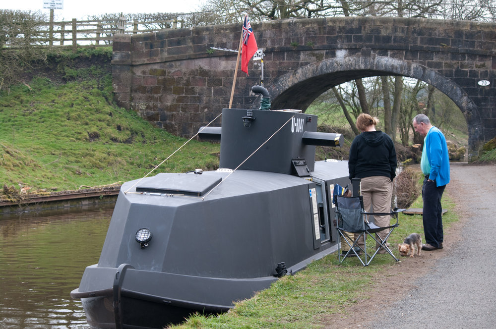 Anyone missing a U-boat