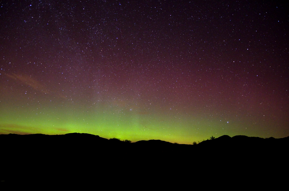 Aurora from Kelso