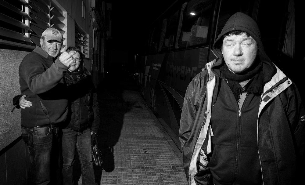 Very, Verh Drunk, Spain 2011
