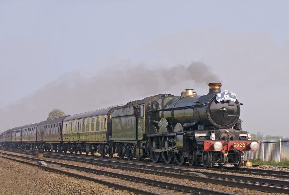Great Britain IV at Winwick