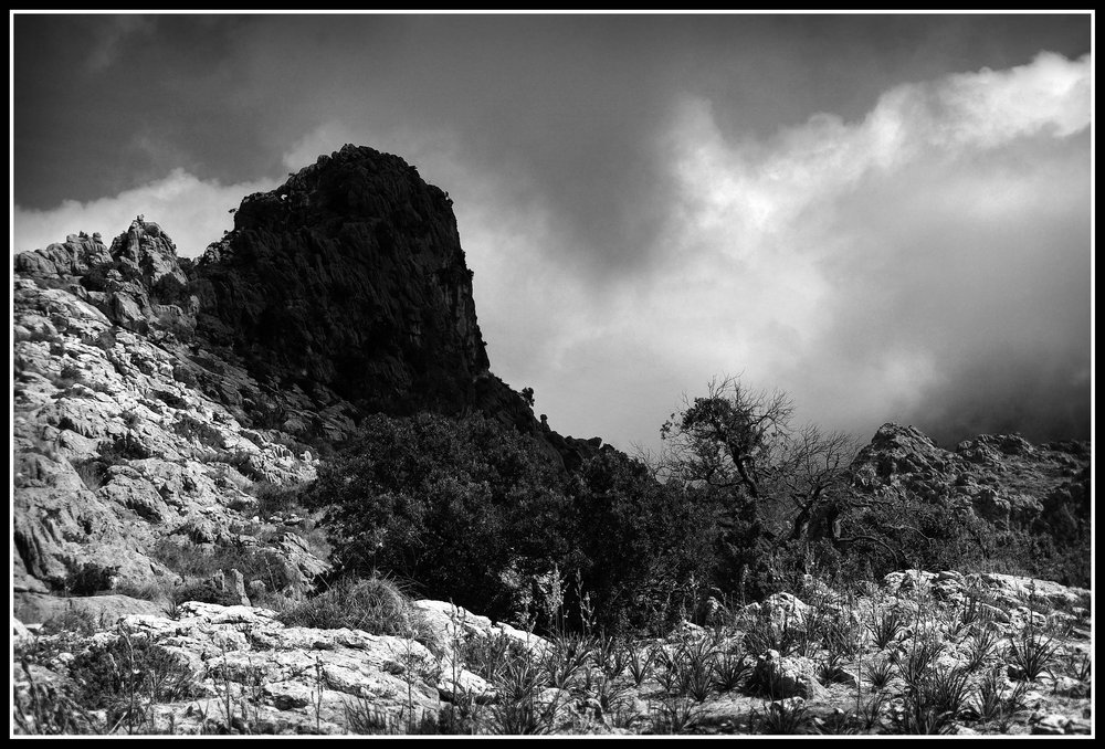 Cruel Mountain