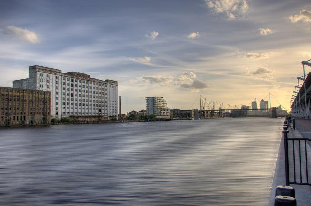 HDR Docklands