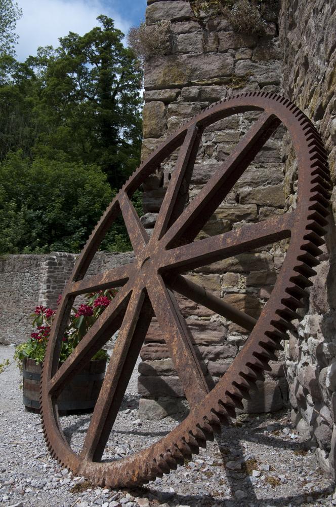 Man Made The Wheel