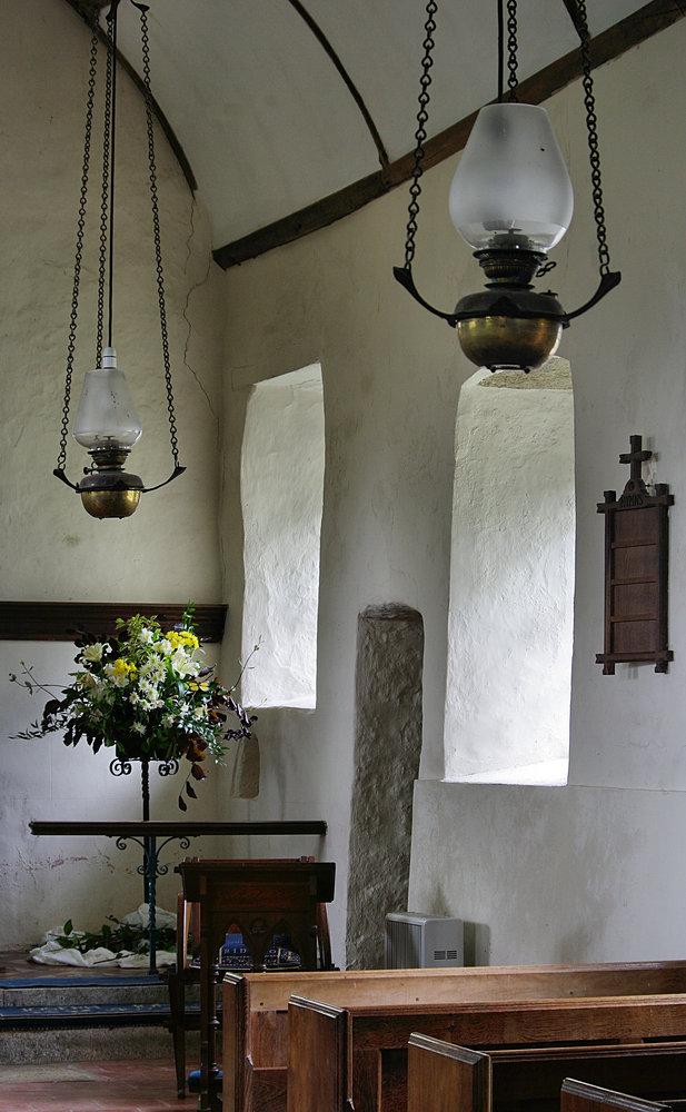 St Andrew's, Hittisleigh