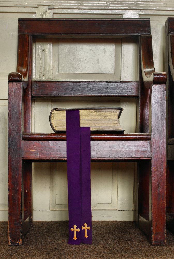 The Rector's Chair