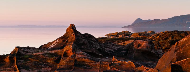 Dawn at Merkland Point 1