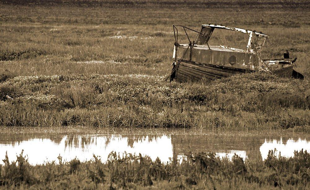 Forgotten Boat 2