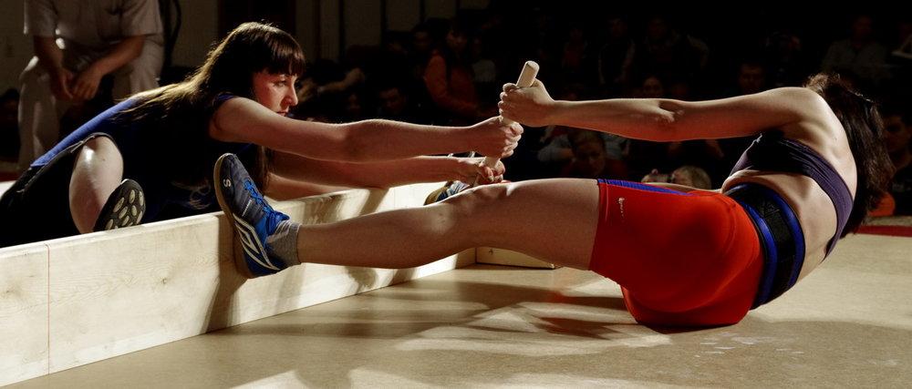 Russia Mas-wrestling Championship