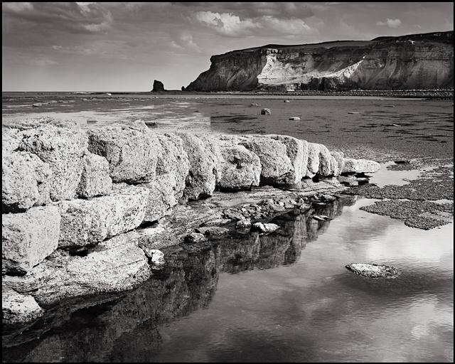 Saltwick Bay & Nab