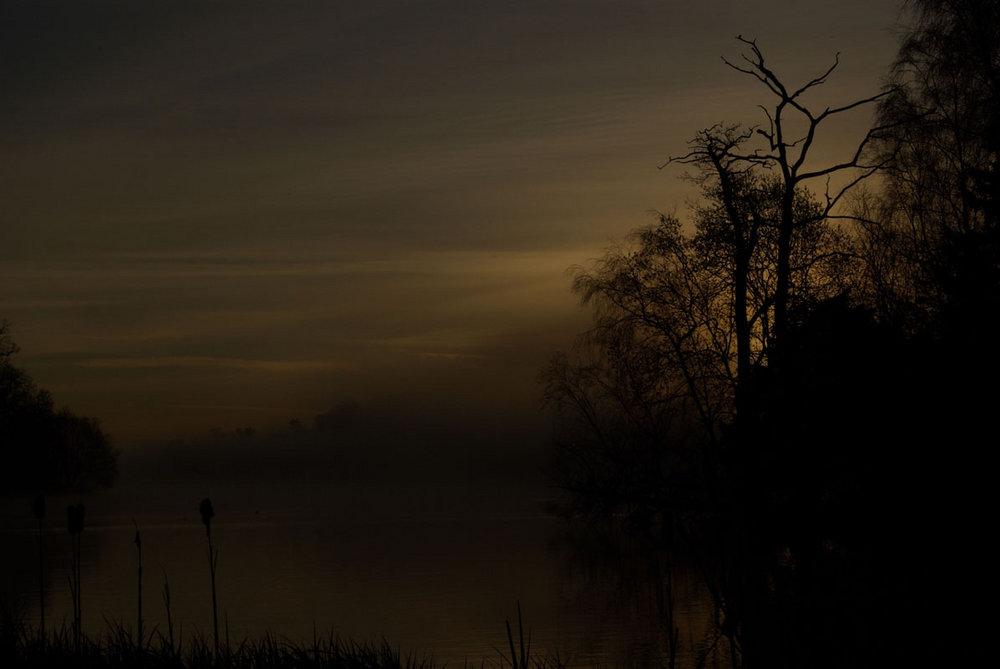 Dawn at Clumber Lake