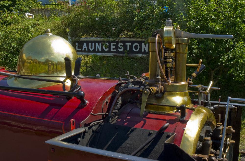 Launceston Station and Velinhelli