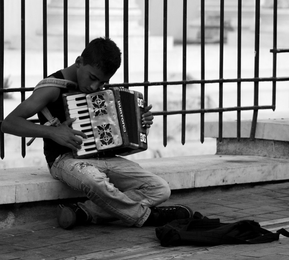 Street Musician 3