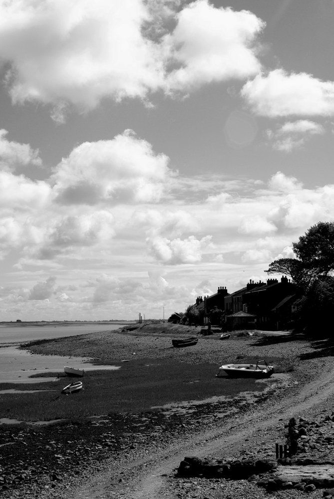 Sunderland Point Beach