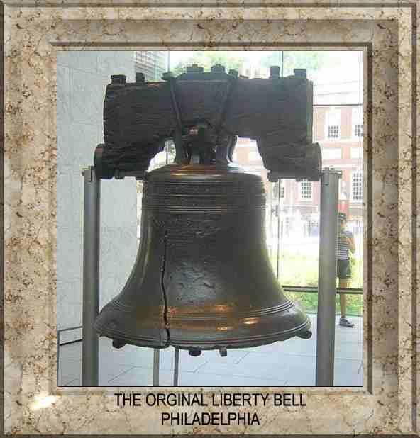 The Orginal Liberty Bell