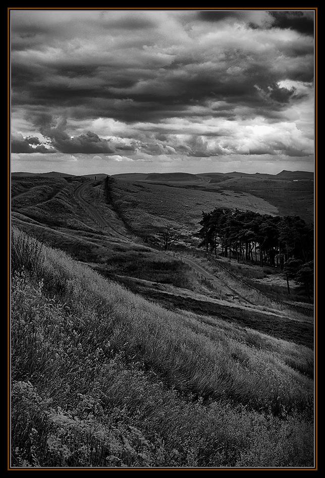 Combs Moss to Axe Edge Moor