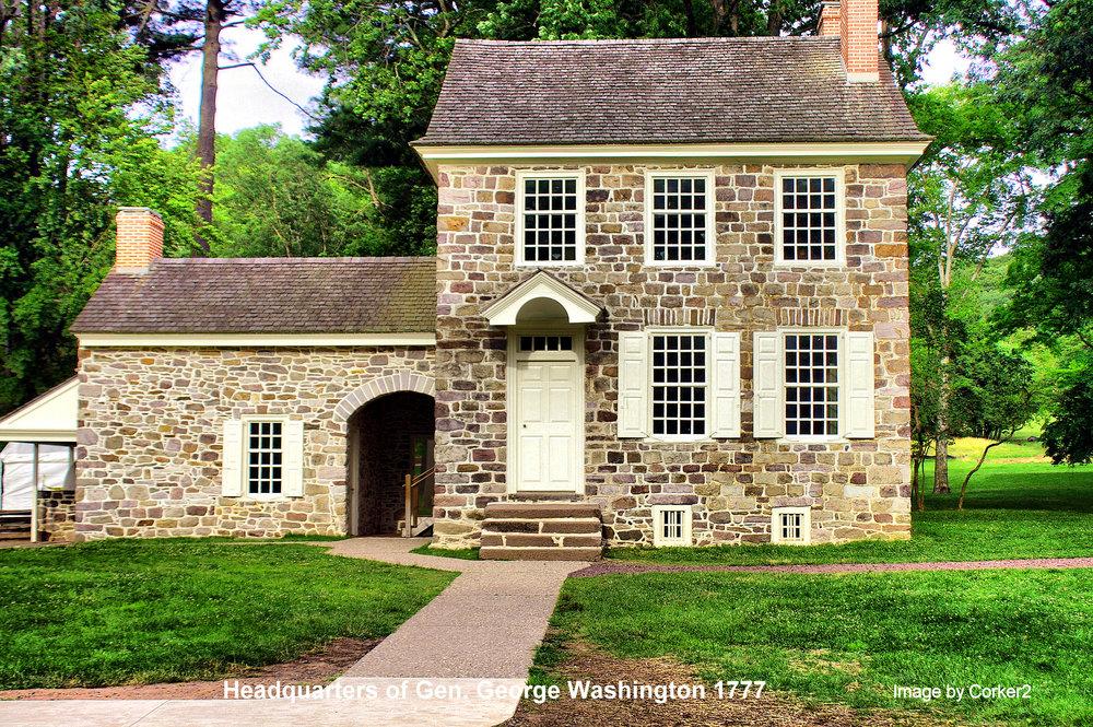Headquarters for Gen. George Washington