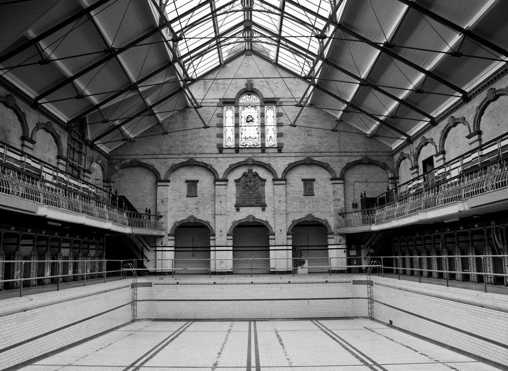 Victorian Baths.